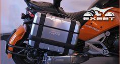 SJ-Racing: Exeet Seitenkoffer für die Can-Am Spyder Exeet steht für Kleinserien, Einzelanfertigungen, Prototypen und die Herstellung von Custom Teilen, neu ist das System Exeet Seitenkoffer für die Can-Am Spyder http://www.atv-quad-magazin.com/aktuell/sj-racing-exeet-seitenkoffer-fuer-die-can-am-spyder/ #koffer #gepäcksystem #spyder #canam #givi #exeet