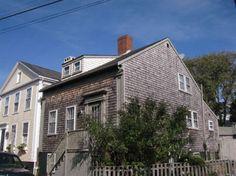 34 Pine Street. Nantucket.  (1841)