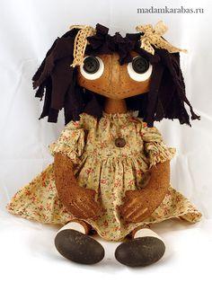 doll by Madam Karabas (Moscow, Russia)
