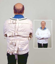 Medical Straight Jacket - JacketIn