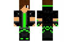 Dj Ariku Minecraft Skin