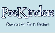This site is chock full of crafts, lesson plans and activity sheets for toddlers.