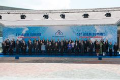 You can't see this at any other places besides MONGOLIA. This is my MONGOLIA ASEM11 summit