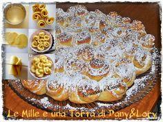 Le Mille e una Torta di Dany&Lory: TORTA DI ROSELLINE CON GOCCE DI CIOCCOLATO