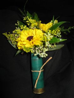 shotgun shell boutonnieres - Google Search
