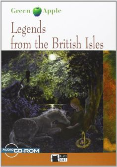Legends From The British Isles+cd (Black Cat. Green Apple...…