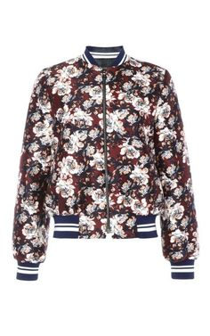 Bennett Silk Cotton Bomber Jacket by Mother of Pearl for Preorder on Moda Operandi