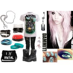 The Calling, created by bvbzombies98 on Polyvore