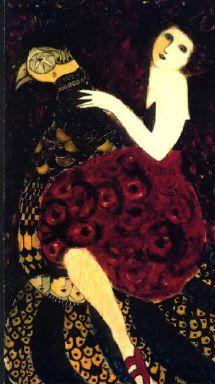 Roxanne by artist Cynthia Markert