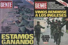 Propaganda de la Junta Militar Argentina en la revista Gente durante la Guerra de Malvinas (1982)