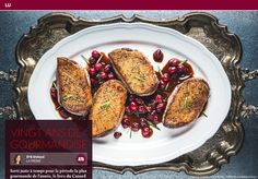Vingt ans de gourmandise - La Presse+ Nutrition, Bruschetta, Grilling, Cooking Recipes, Ethnic Recipes, Envy, Deceit, Cooking