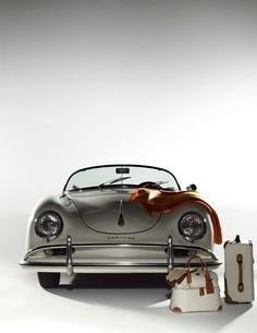 specialcar:Porsche 356 Follow http://thevintagologist.tumblr.com/ more than 10.000 posts of vintage lifestyle, design, fashion, art, cars, architecture, music and stuffs