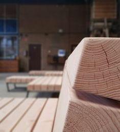 Mooie loungeset voor buiten | Meubelmakerij | Houtkwadraat | Stoer spul Wood Sofa, Dyi, Outdoor Living, Pergola, Picnic, Chair, Plant, Furniture, Home Decor
