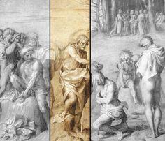 Italiano con la storia dell'arte: il Chiostro dello Scalzo e la casa di Andrea del Sarto