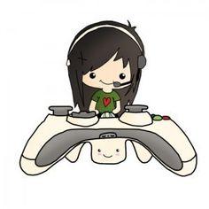 Gamer Girl gamer-girl