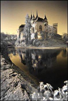 Castle of Spirits, Slovaquia