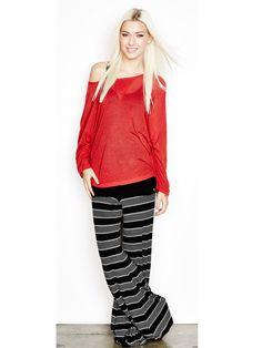 michael-lauren-derby-wide-leg-pant-in-black-stripe.jpg 900×1,200 pixels