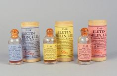 Group of Iletin Insulins, Eli Lilly and Company, about 1930