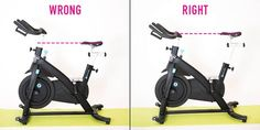 Indoor Cycling Mistakes - 20 Ways You're Spinning Wrong Spin Bike Workouts, Bicycle Workout, Cycling Workout, Hiit Bike, Sprint Workout, Workout Fun, Body Workouts, Workout Ideas, Fitness Workouts