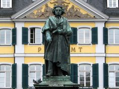 statue of beethoven - Google Search