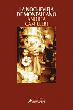 Andrea Camilleri. La Nochevieja de Montalbano