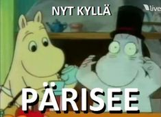 Finnish Memes, Cool Pictures, Funny Pictures, Funny Pick, Tove Jansson, School Quotes, Moomin, Im Trying, Reaction Pictures
