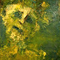 Head of D.J.G. - by David Giordano