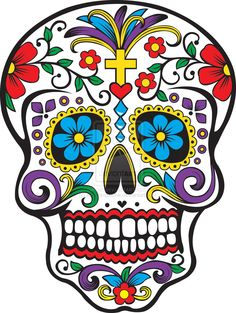 day of the dead art   Day of the Dead by ~AbominableInk on deviantART