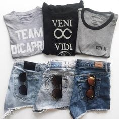 Outfits for you and your two besties.