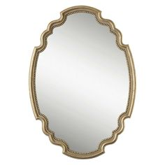 Uttermost Terelle Wall Mirror - 27.5W x 39.25H in.