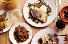 2016 SARDINE rustic French food in Shoreditch. Where to eat in London right now. This week: star-quality sharing plates in an underground Mayfair madhouse Best Restaurants London, Old Street London, Nutella Donuts, London Guide, Restaurant Dishes, London Food, Breakfast Muffins, I Want To Eat, French Food