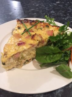 Cook Club: Cottage Cheese Pie