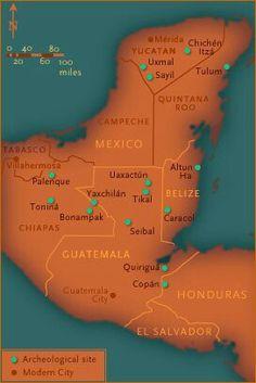 Hasta 1639 los mayas de Quintana Roo no habían sido totalmente conquistados, replegándose hacia la selva (fue el antecedente que llevó a la guerra de castas en el s. XIX fundando la ciudad de Chan Santa Cruz en 1850, capital del pueblo maya, hoy Felipe Carrillo Puerto en Quintana Roo, bajo la protección inglesa, con quienes comerciaban, hasta 1893)