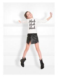 Nik&Nik Kailyn Sweater Meisjes trui Direct leverbaar uit de webshop van…