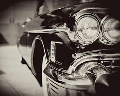 Classic Car Photograph  Cadillac Picture  by LisaRussoFineArt, $30.00