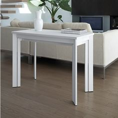 Console extensible Mondo, 3/5 allonges,  DOMITALIA