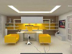 oficina-con-muebles-amarillos