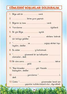 Learn Turkish, Turkish Language, Child Development, Activities, Learning, Children, Young Children, Boys, Studying