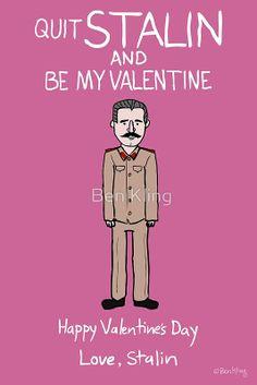 Josef Stalin by Ben Klingmy favorite one