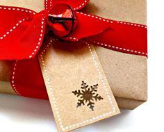Christmas Gift Tags - vintage