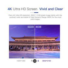 "Haier U43H7000 Series 43"" Smart UHD HDR LED TV 4K Ultra HD Smart TV Wi-Fi Black Sales Online j0691-1 - Tomtop Pixel Image, Dynamic Range, Smart Tv, Hdr, Wi Fi, Corner, Technology, Black, Tech"