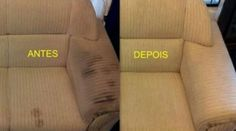 Como Limpar Sofá  Cada tipo de sofá e revestimento exige a aplicação de um produto de limpeza adequado com o tipo do revestimento. Passo a passo: https://www.facebook.com/pages/Chiquinha-Artesanato/345067182280566
