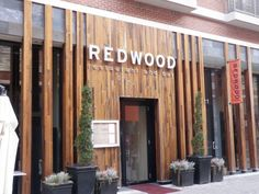 Redwood restaurant and Bar on #Bethesda Lane. What's your favorite menu item here?