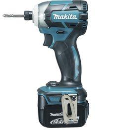 Makita DTD137RFE Akülü Darbeli Vidalama Makinesi