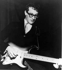 Rock and Roll, then and now. | 50 Sure Signs That Texas Is Actually Utopia Buddy Holly