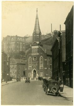 Historic Cincinnati photos, link is good for more historic photos.