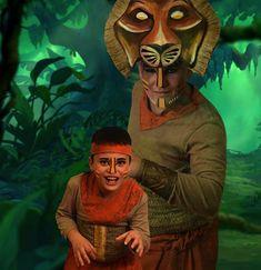 Image result for SIMBA costume lion king jr