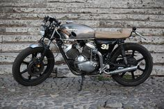TREEMMEZZO - Moto Morini 350 on Behance