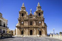 Mellieha Church by Trevor Owen on 500px