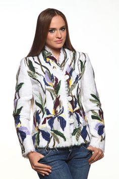 Жакет - Юкостайл. Магазин дизайнерской одежды оптом и в розницу.